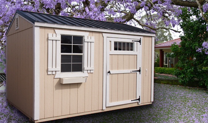 versatile wooden buildings for storage a workshop or even a tiny house